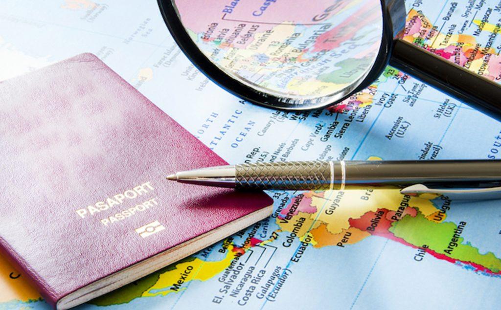 مدارک شناسایی و مسافرتی به کانادا