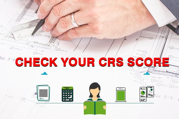 نمره CRS خود را حساب کنید