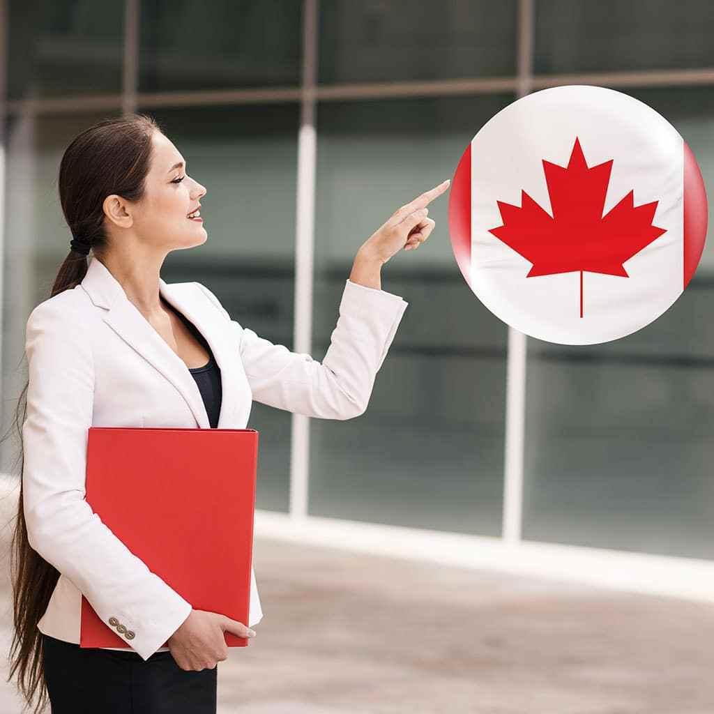 انتقال درون شرکتی کار کانادا
