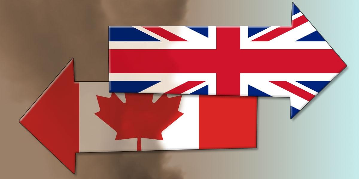 تحصیل در کانادا و انگلستان