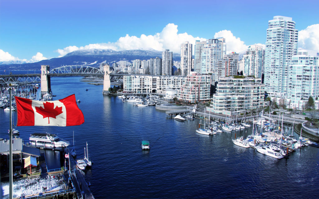 چه شهرهایی از کانادا بیشترین مهاجران را به خود جذب می کنند؟