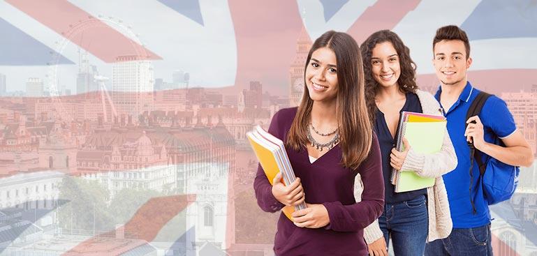 ویزای دانش آموزی انگلستان