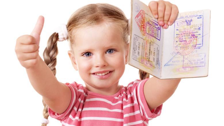 چگونه می توان برای ویزا کودک درجه 4 اقدام کرد؟