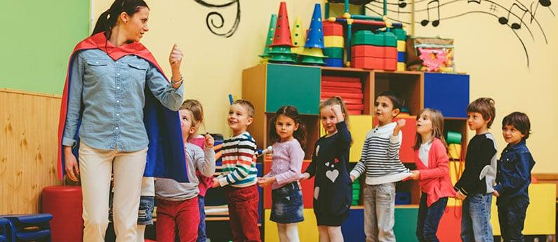 نیاز کانادا به مربیان کودک کم سن و سال (خردسالان)