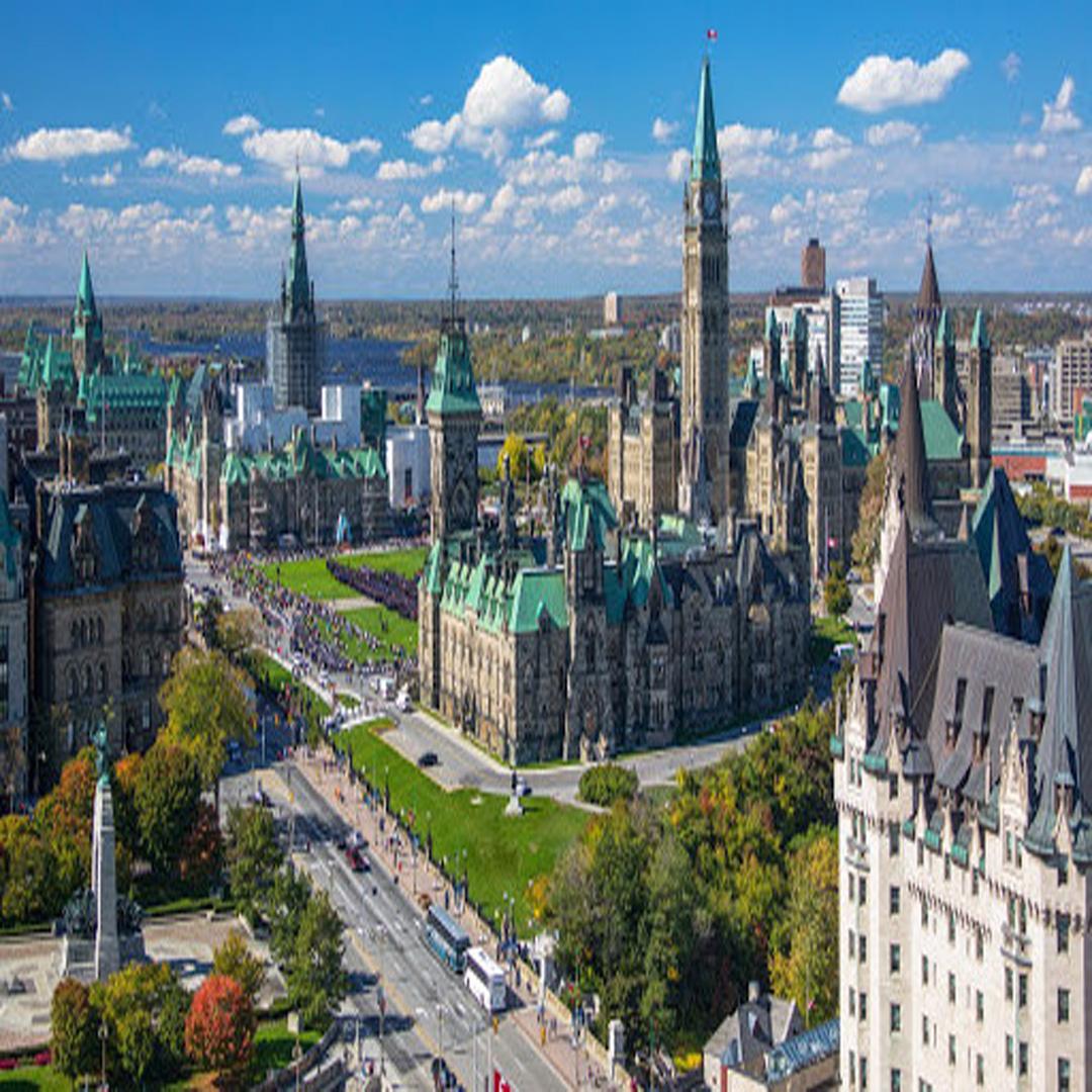 اتاوا شهری جذاب با پذیرش مهاجر بالا در کانادا