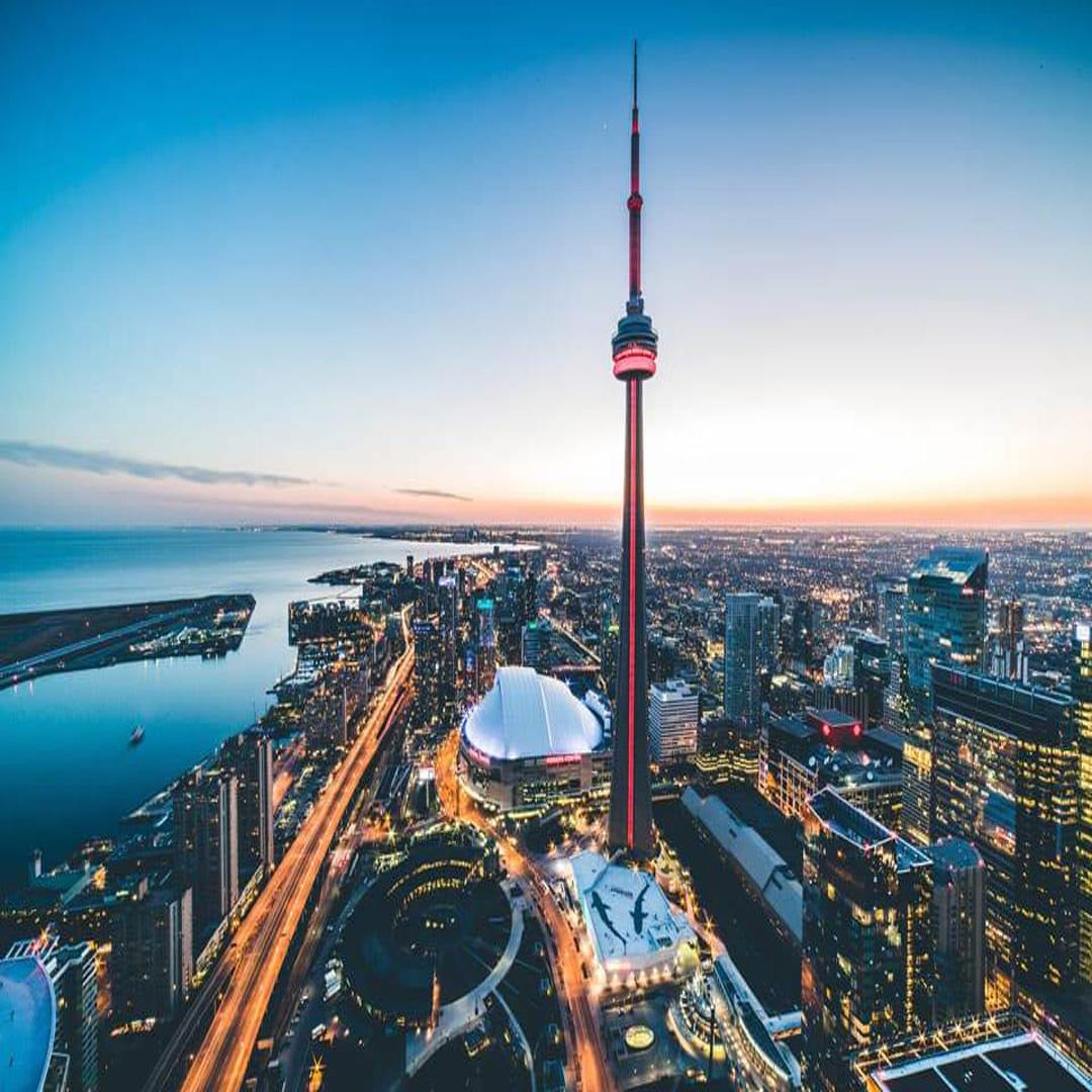 تورنتو کانادا از شهرهای رقابتی برای جذب مهاجرین