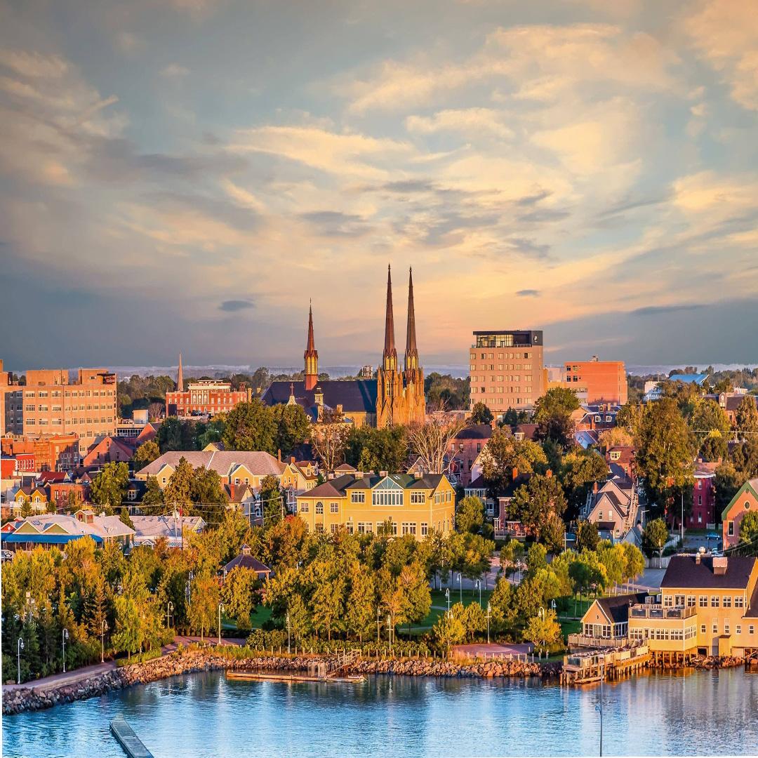 شارلوت-تاوان کانادا یکی از بیشترین مهاجران را به خود جذب می کنند