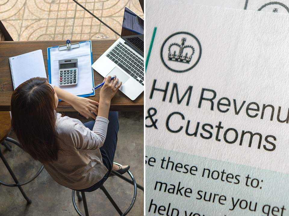 مرحله شماره 3 - ثبت نام در HMRC برای مالیات