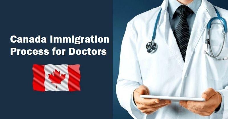 به عنوان پزشک به کانادا مهاجرت کنید