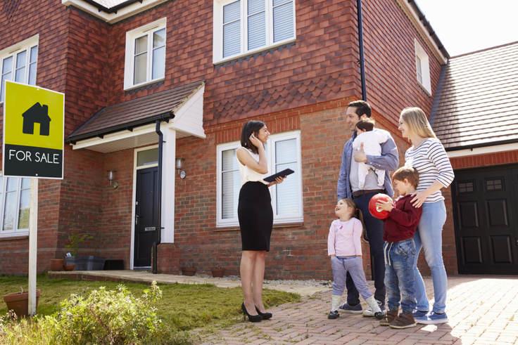 فروش خانه در انگلستان